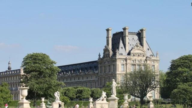 Semestre à l'école du Louvre